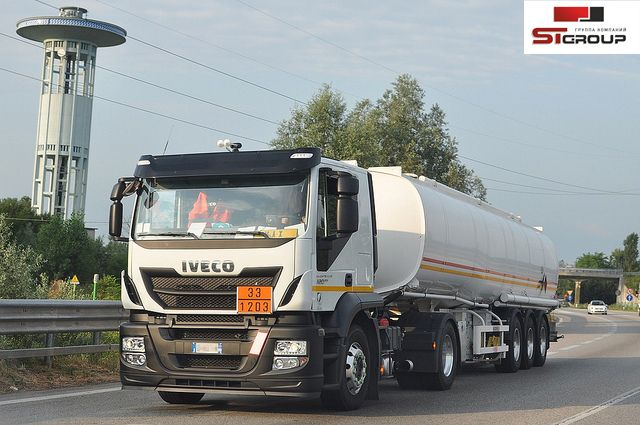 ���� ��������� ����� IVECO Stralis HI-ROAD AT440S36T/P MLR 4x2 (������ �����)