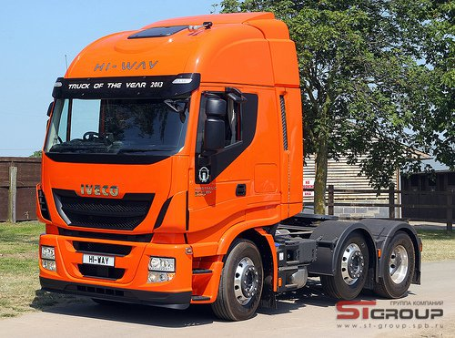 ���� ��������� ����� IVECO Stralis HI-WAY AS440S46TX/P 6x2