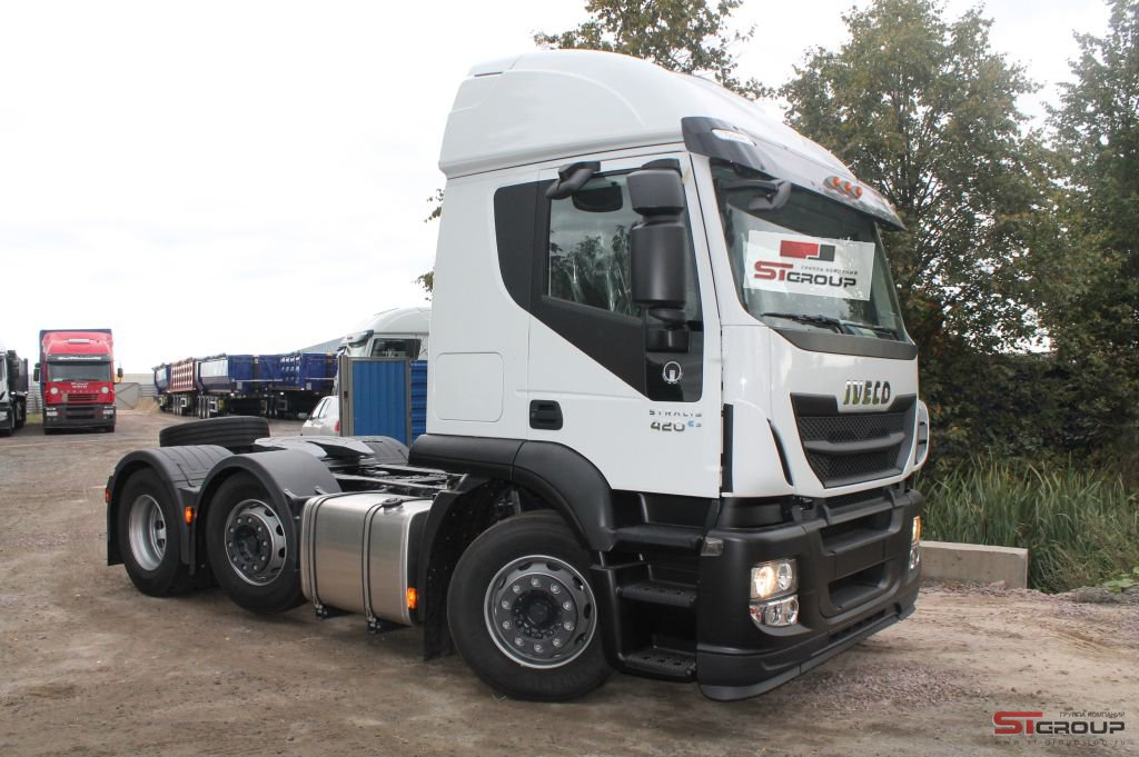 ���� ��������� ����� IVECO Stralis HI-ROAD AT440S42TX/P 6x2 MHR