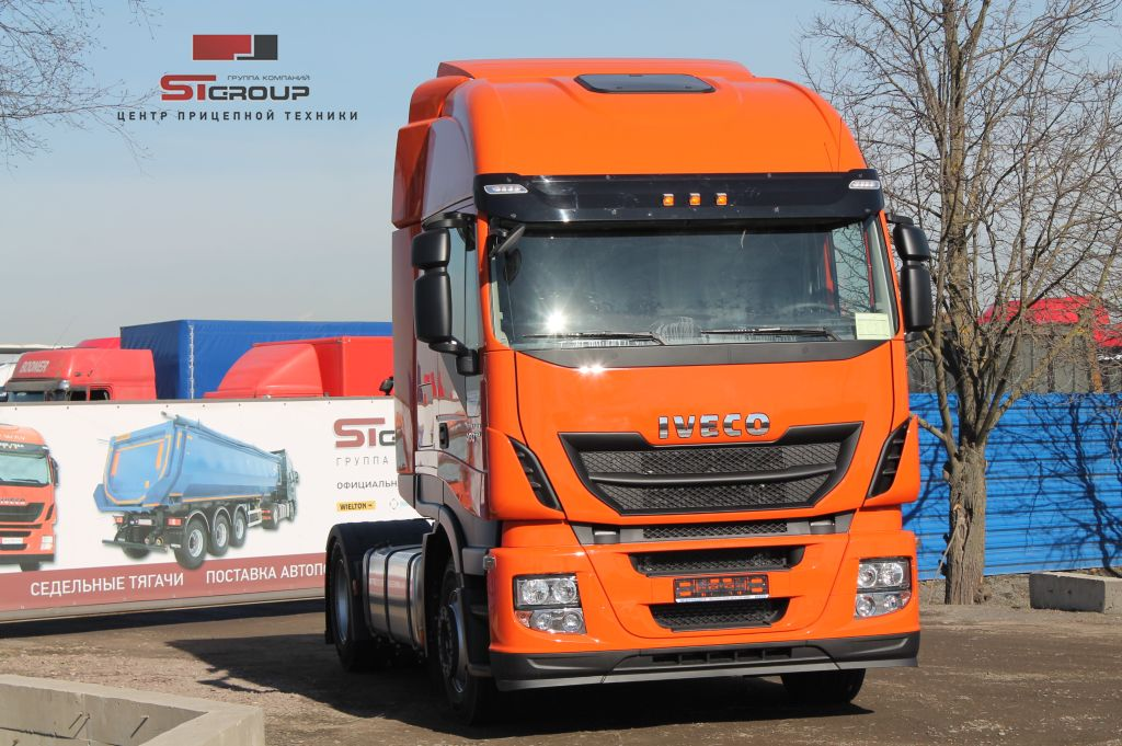 ���� ��������� ����� IVECO Stralis HI-WAY AS440S42T/P RR 4x2