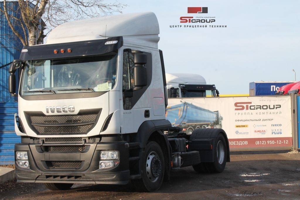 ���� ��������� ����� IVECO Stralis HI-ROAD AT440S42T/P MLR 4x2 (������ �����)