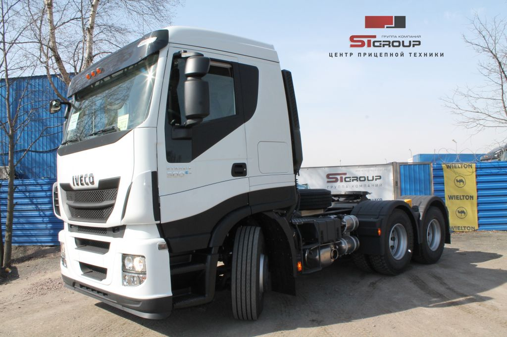 ���� ��������� ����� IVECO Stralis HI-WAY AS440S50TZ/P HM 6x4