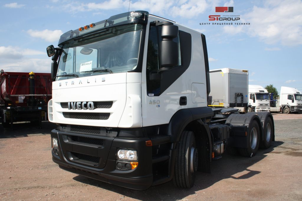 ���� ��������� ����� IVECO-AMT AT440S45TZ/P 6x4 MLR