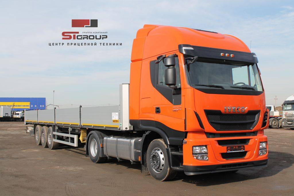 ���� ��������� ����� IVECO Stralis HI-WAY AS440S46T/P RR 4x2