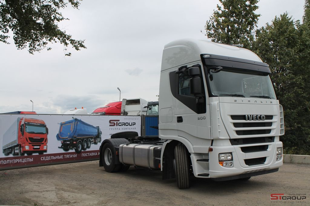 Седельный тягач IVECO Stralis AS440S50 T/P Active Space 4x2 АКПП