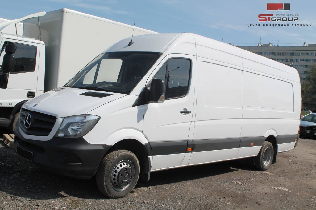 Фургон Mercedes Sprinter 515 CDI Van (2014 г)