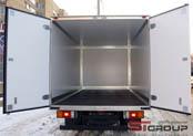 Особенности и отличия рефрижераторных и изотермических фургонов