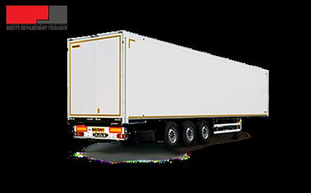 фото Полуприцеп промтоварный фургон WIELTON NS 3 F (жесткостенный NS34 FT)