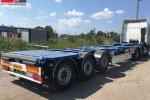 Раздвижной контейнеровоз WIELTON NS 3 P45 R1 полуприцеп