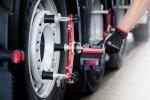 Проверка углов установки колес (схождения) - Бесплатно!