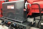 Бак за кабиной 183 л Slim гидрофикация для самосвального полуприцепа
