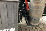 """Интересная модификация четырехосный самосвальный полуприцеп WIELTON NW4S30HP M4 """"Konisch"""""""