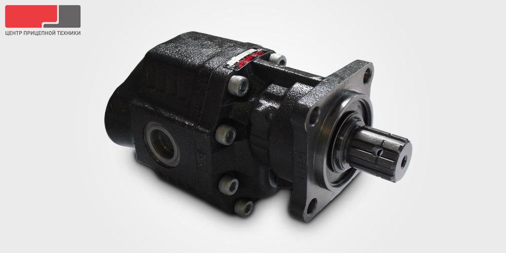 Гидронасос Binotto LTMH 112 ISO (шестеренчатый)