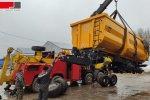 Первый тракторный прицеп WIELTON Agro в России!